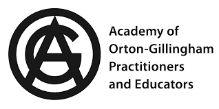 Academy of Orton-Gillingham Practitioners and Educators logo